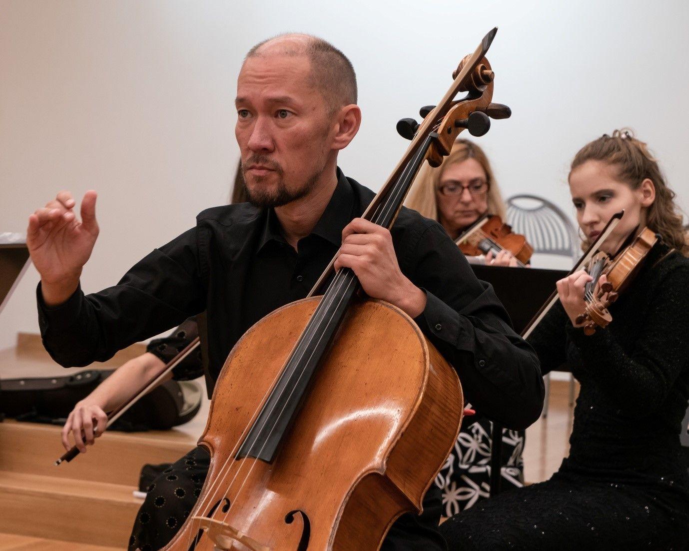 Zagrebački komorni orkestar i Eldar Saparayev u Našicama