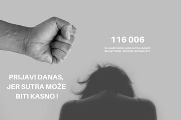 Nacionalni pozivni centar za žrtve  – najbolji organizator volontiranja za 2020.