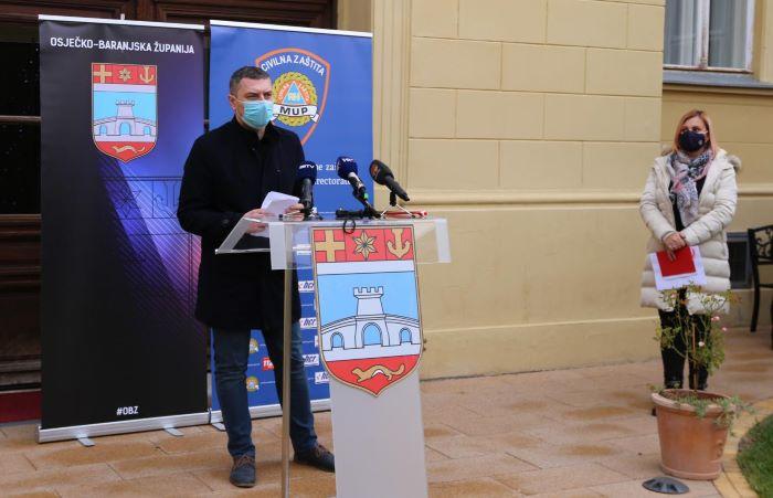 Sutra se aktivira treća faza Respiracijskog centra KBC-a Osijek.