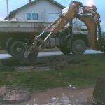 Jutros u 6 sati nastavljena sanacija kvara na vodovodu
