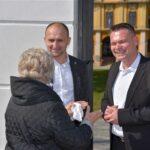 Novi gradonačelnik Našica Krešimir Kašuba (HDZ), župan i dalje Ivan Anušić