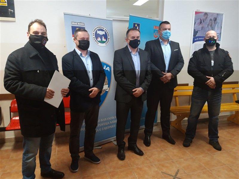 Vrijedna donacija IPA osječko-baranjske Općoj županijskoj bolnici Našice