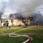 U Podgoraču u požaru izgorjela kuća