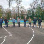 Gradonačelnik i predstavnici sportskih klubova obišli novoizgrađene sportske terene