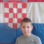 Učenik  Siniša Unfirer  22.travnja u finalu međunarodnog natjecanja