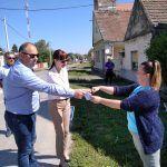 Kandidatkinja za županicu Vesna Vučemilović posjetila Općinu Podgorač