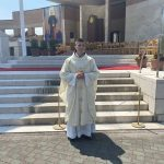 U Mariji Bistrici jučer sakrament svećeničkog reda primio fra Darko Grmača