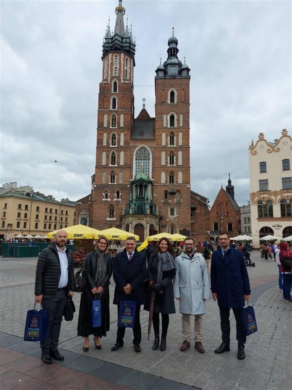HNK Osijek na turneji u Poljskoj