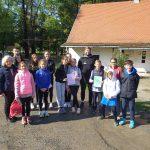 Međuopćinsko natjecanje osnovnoškolaca u krosu