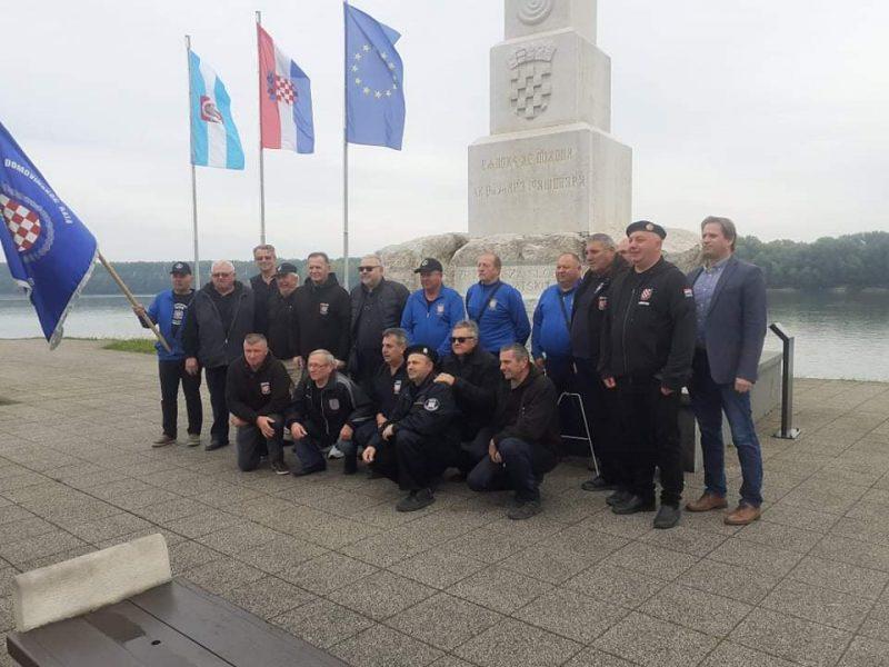 UHBDDR u Vukovaru odao počast poginulim braniteljima